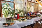 Интерьер кафе Гульсум для свадьбы