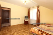 Двухместная комната - частный дом на улице Барановская