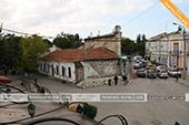 Вид из номеров - Гостевой дом Ассоль в центре Феодосии