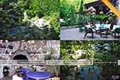 Двор - Гостевой дом Бриз в центре Феодосии