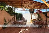 Беседка во дворе - Гостевой дом Маргарита в Феодосии