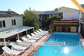 Мини-гостиница У Юджина в Феодосии