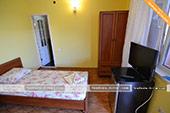 Двухместный Люкс - Мини-гостиница У Юджина в Феодосии