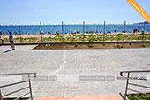 Вид - Коттедж на черноморской набережной в Федосии