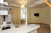 Четвертый апартамент - Коттедж на черноморской набережной в Федосии