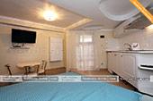 Пятый апартамент - Коттедж на черноморской набережной в Федосии