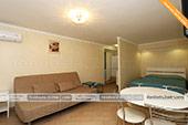 Шестой апартамент - Коттедж на черноморской набережной в Федосии