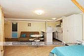 Первй апартамент - Коттедж на черноморской набережной в Федосии