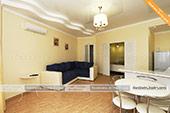 Второй апартамент - Коттедж на черноморской набережной в Федосии
