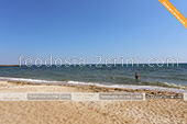 Пляж - Эллинг 38 на Черноморской набережной в Федосии