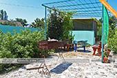 Мангал - Частный дом на Золотом пляже Феодосия