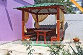 Беседка - Частный дом на Золотом пляже Феодосия