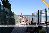 Морская прогулка в экскурсии на автобусе кабриолете в Феодосии