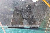Морская прогулка к Кара-Дагу на автобусе кабриолете из Феодосии - Крым