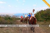 На маршруте конных прогулок по Тепе-Оба - Крым
