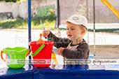 Развлечения для детей в Парке Спартак в Феодосии