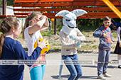 Праздники в Веревочном Парке Спартак в Феодосии
