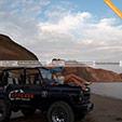 Прогулки на джипах в Феодосии