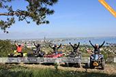 Прогулки на квадрациклах с видами на Феодосию