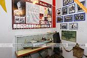 Макет рыболовецкого судна в музее