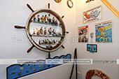 Экспонаты в музее рыбы и рыболовства в Феодосии -  Крым