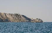 Пляжи мыса Ильи Феодосия