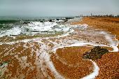 Пляж пансионата «Украина»