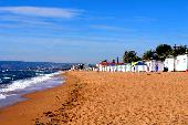 Пляж турбазы «Золотой пляж» Феодосия