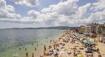 Пляжи Черноморской набережной Феодосия