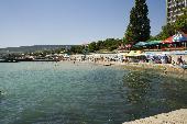 Пляж базы отдыха «Ай-Петри» Феодосия - Крым