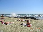 Пляж на