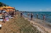 Феодосия пляж