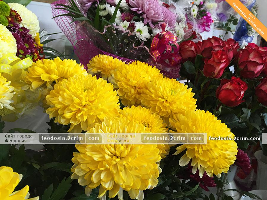 Доставка цветов в феодосии крым