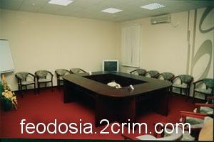 "Конференц-зал в гостинице ""Лидия"", Феодосия"