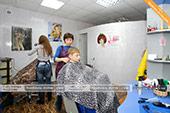 В парикмахерской персона в Феодосии