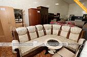 Мебель для зала в магазине Комфорт - большой выбор Угловых Диванов и журнальных столов - Старый Крым