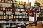 Коньяк Коктебель в винном магазине в Феодосии