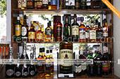 Виски Jameson, White horse и другие в винном магазине в Феодосии