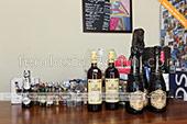 Вино на кассе в магазине Вина Крыма в Феодосии
