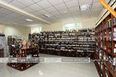 Зал магазина Вина Крыма в Феодосии на Симферопольском шоссе
