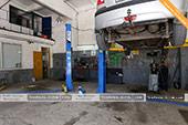 Подъемники в авто сервисе EVOCar в Феодосии