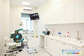 Кабинет в стоматологии Радуга
