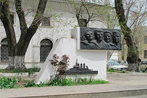 Броненосец Потемкин, Феодосия