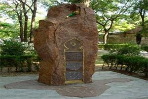 Памятник жертвам депортации, Феодосия