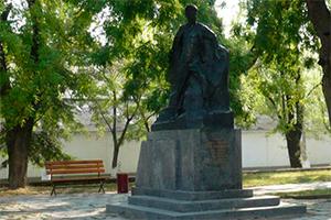 Памятник Вите Коробкову, Феодосия